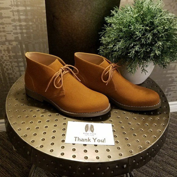 """KingsTrend Other - NWT Men's """"Chukka"""" Suede Shoes"""